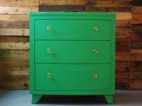 Retro Dresser in Antibes Green