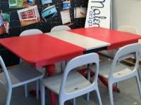 Malenka Originals Shop Table