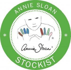 Annie Sloan - Stockist logo - Antibes