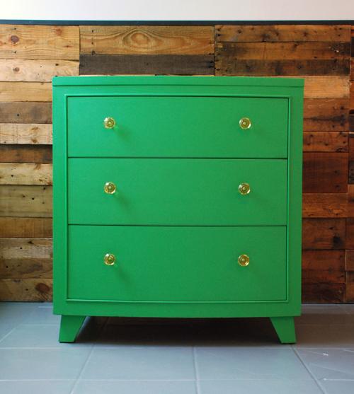 Antibes Green Dresser small