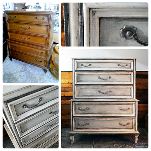 Gibbard Dresser | Malenka Originals