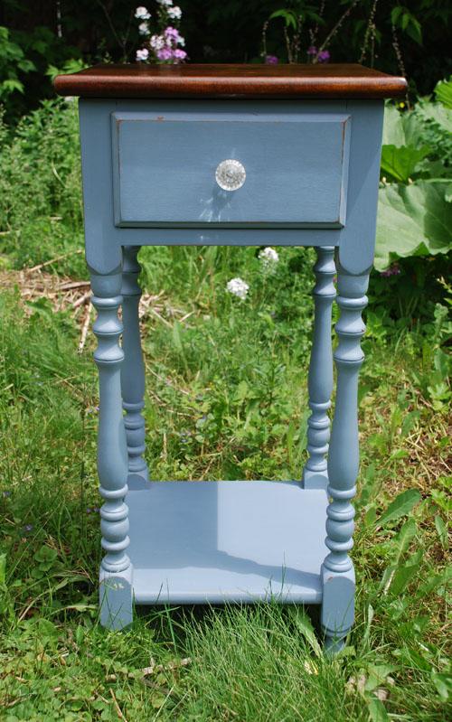 Rideau Blue Table