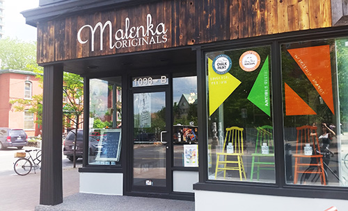 Malenka Originals in Ottawa