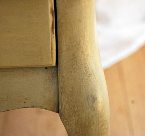 paint detail