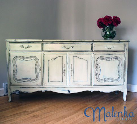 French provincial-style buffet