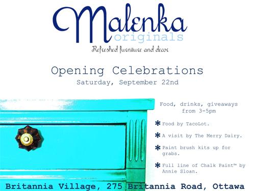 Malenka Originals Invite