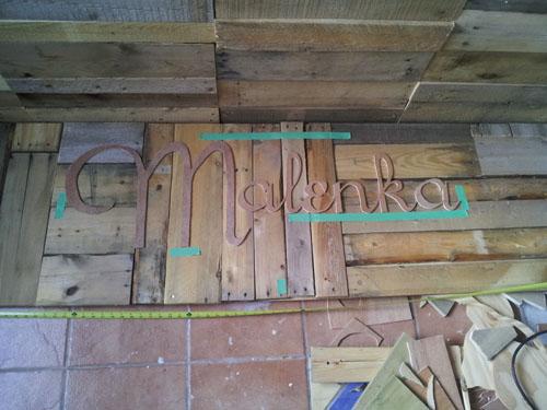 Malenka Originals Sign