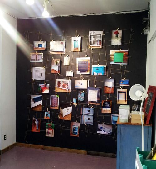 Malenka Originals photo wall