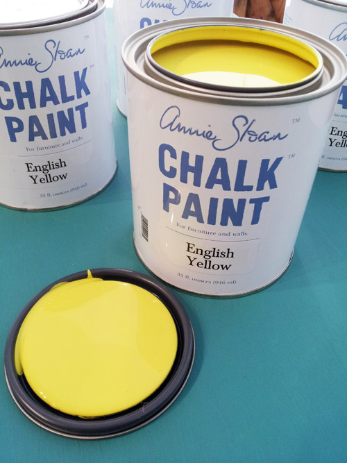 English Yellow Chalk Paint™