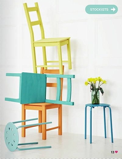 Chalk Paint™ chairs!