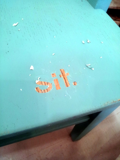 Sit Chair Malenka Originals