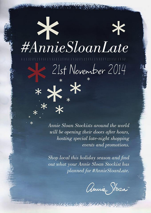 anniesloanlate