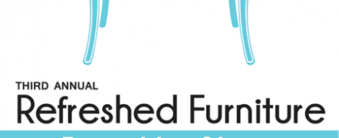 Third Annual Refreshed Furniture Pop-Up Shop
