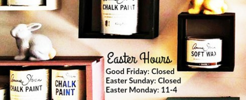Easter hours 2016