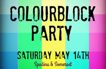 Colourblock Party