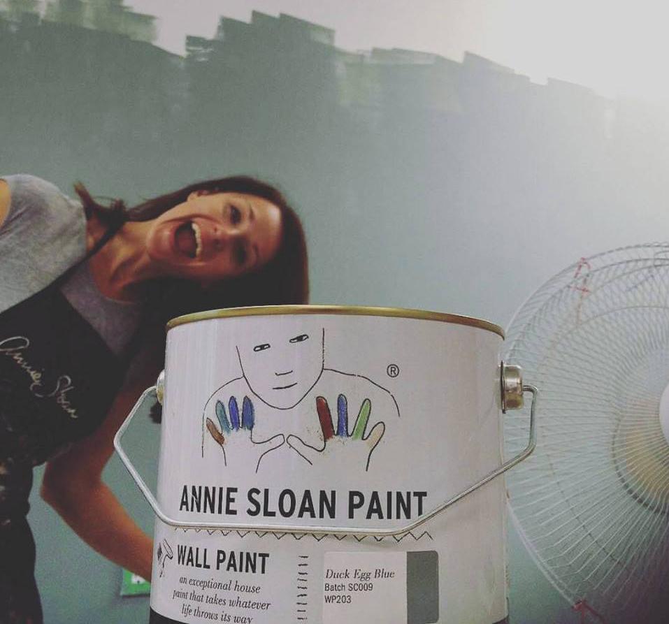 wall paint photo bomb 2